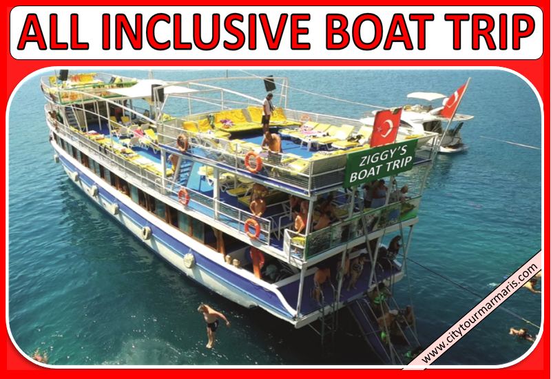 Marmaris All inclusive Boat