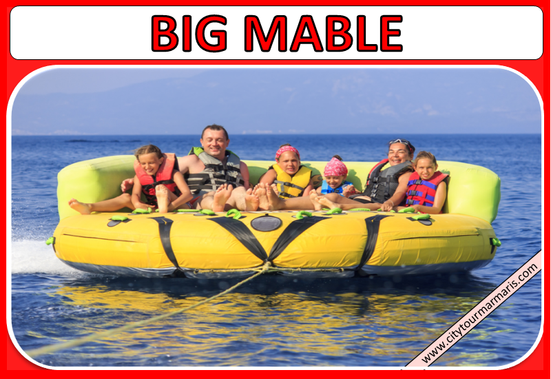 Marmaris Watersports Big Mable