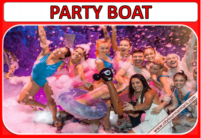 Marmaris Party Boat