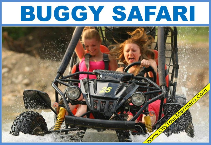 Buggy Safari Marmaris