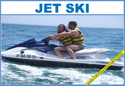 Marmaris Watersports Jet Ski