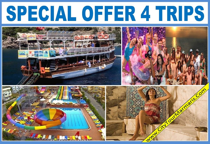 Marmaris Daily Excursions