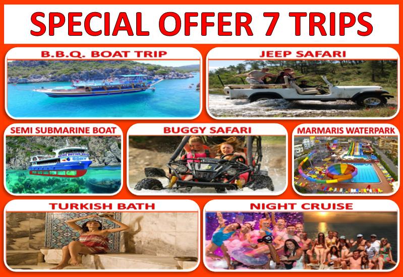 7 Trips