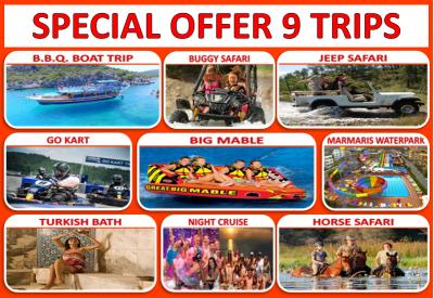 9 Trips