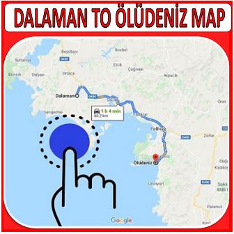 Dalaman to Fethiye Ölüdeniz