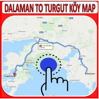 Dalaman Airport to Turgut Köy